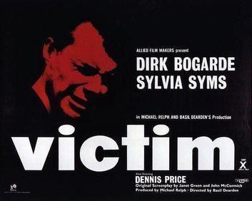 Victim (1961 film) Victim 1961 film Wikipedia