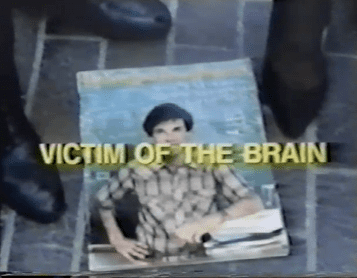 Victim of the Brain movie poster