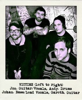 Victims (band) Victims Interview Blow The Scene