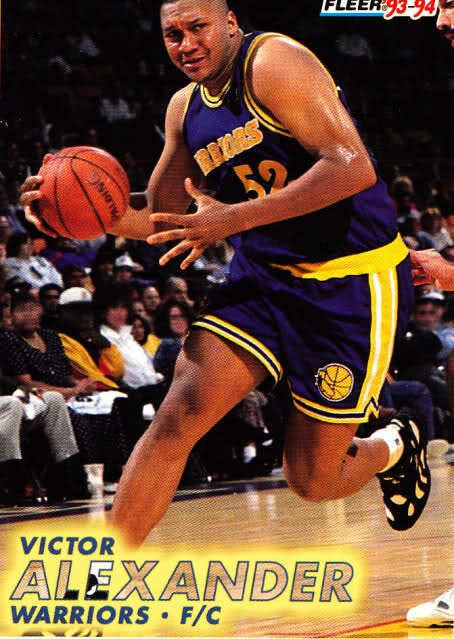 Victor Alexander We Like Obscure NBA Players Victor Alexander The NoLook Pass