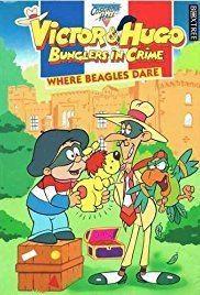 Victor & Hugo: Bunglers in Crime Victor amp Hugo Bunglers in Crime TV Series 1991 IMDb