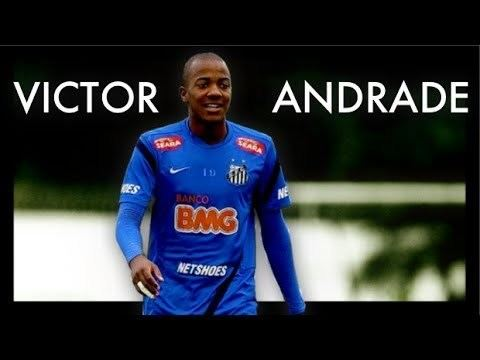 Victor Andrade Victor Andrade Santos FC goalsassists YouTube