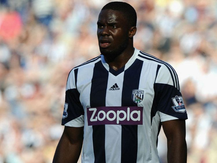Victor Anichebe Victor Anichebe West Bromwich Albion Player Profile