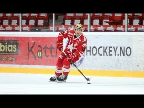 Victor Backman Victor Backman Ml for Stjernen Hockey 20162017 YouTube
