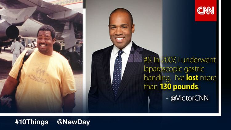 Victor Blackwell 10 Things You Didn39t Know About Victor Blackwell New Day