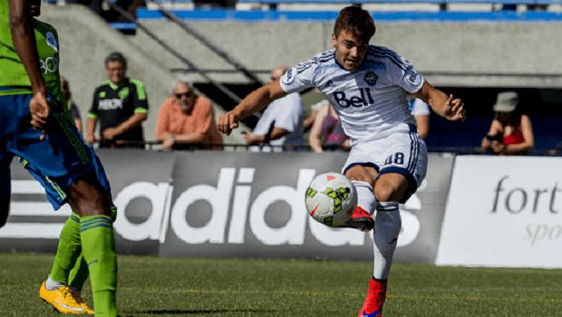 Victor Blasco Victor Blasco named USL Player of the Week Vancouver