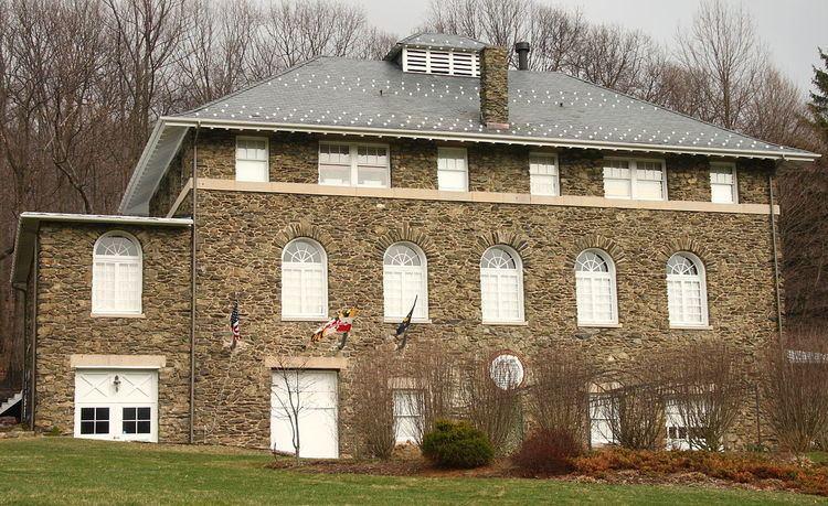 Victor Cullen School Power House
