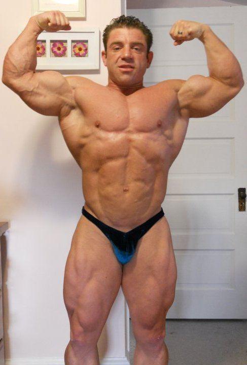 Victor DelCampo Never 2 Big Victor DelCampo 5 Weeks Out 179lbs