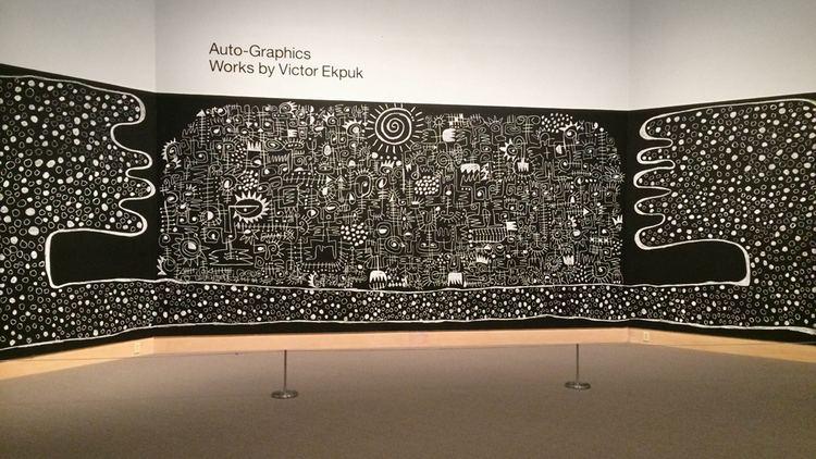 Victor Ekpuk News Krannert Art Museum