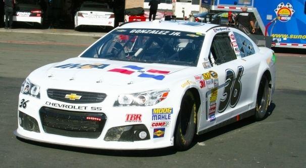 Victor Gonzalez Jr. Quick Chat with NASCAR Driver Victor Gonzalez Jr Latino Sports