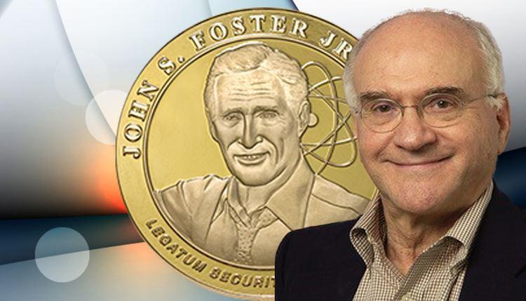 Victor H. Reis Victor H Reis to be awarded John S Foster Jr Medal for
