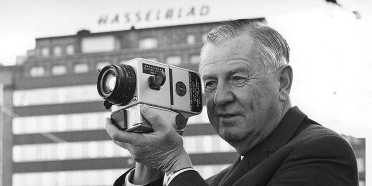Victor Hasselblad Victor Hasselblad mannen bakom kameran FRETAGSHISTORIA