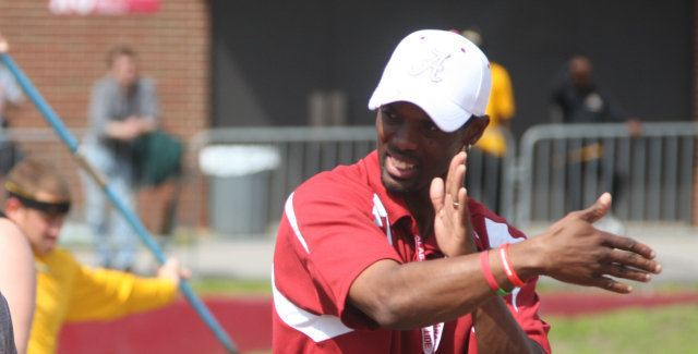 Victor Houston (athlete) Tech Track Hires Victor Houston as Assistant Coach Texas Tech