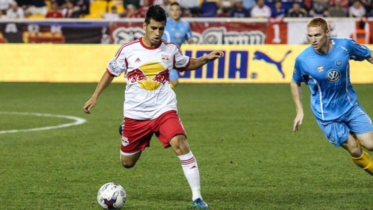 Victor Manosalvas New York Red Bulls U23 Star Victor Manosalvas Wins 2014 National