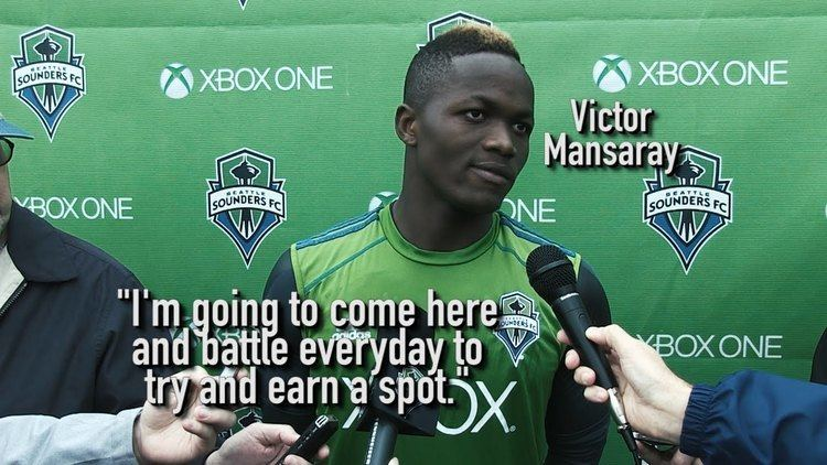 Victor Mansaray Interview Victor Mansaray on Signing Homegrown Contract