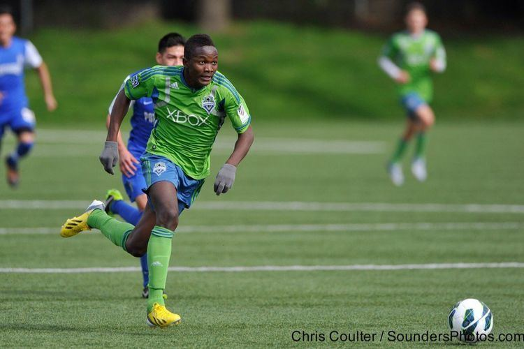 Victor Mansaray Player Profile 33 Victor Mansaray Sounder At Heart
