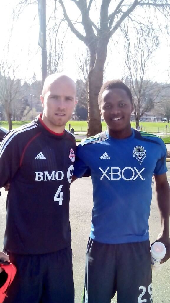 Victor Mansaray Sounders Academy on Twitter quotAcademy player Victor