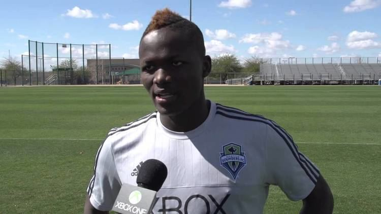 Victor Mansaray Interview Victor Mansaray on first preseason trip with