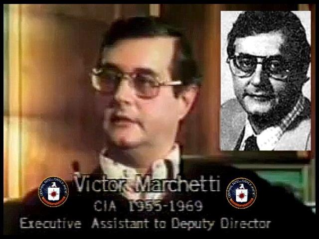 Victor Marchetti Victor Marchetti Targeted Individuals Canada
