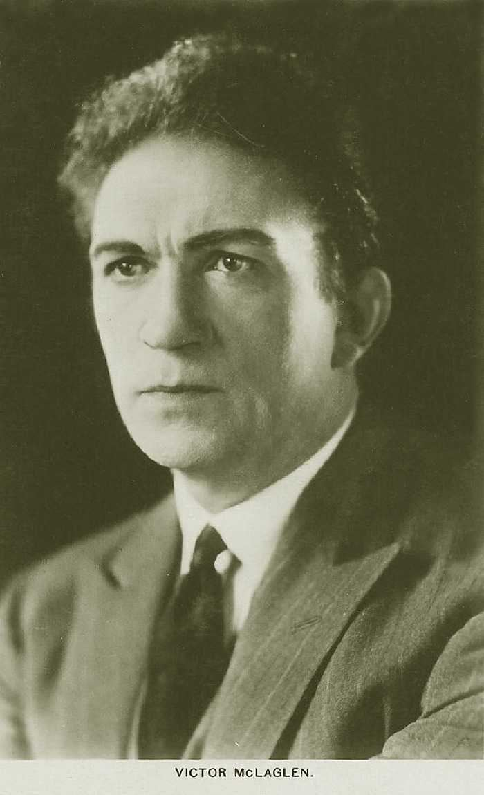 Victor McLaglen High resolution pictures of the boxer and film star