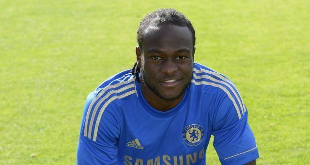 Victor Moses Victor Moses Antonio Conte Victor Moses As Chealsea Wing Back