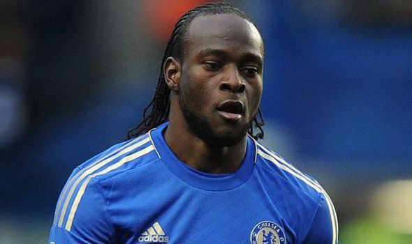 Victor Moses Victor Moses out till 2016