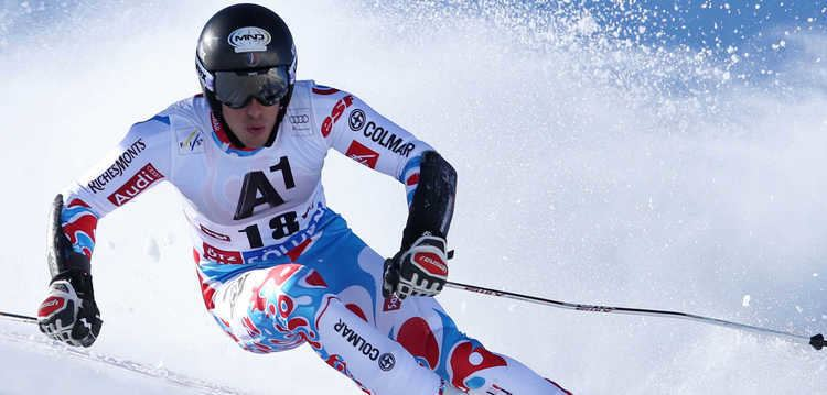 Victor Muffat-Jeandet Alpina appoints World Cup Skier Victor MuffatJeandet