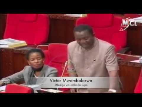 Victor Mwambalaswa VICTOR MWAMBALASWA SAID KUBENEA NA EDWARD LOWASSA YouTube