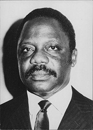 Victor Nendaka Bika Amazoncom Vintage photo of Portrait of Victor Nendaka Bika