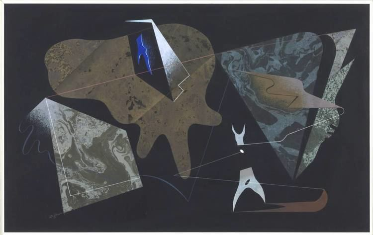 Victor Reinganum Diagram Victor Reinganum 1939 Tate