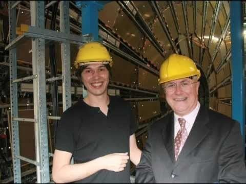 Victor Stock Large Hadron Conversations at CERN Victor Stock YouTube
