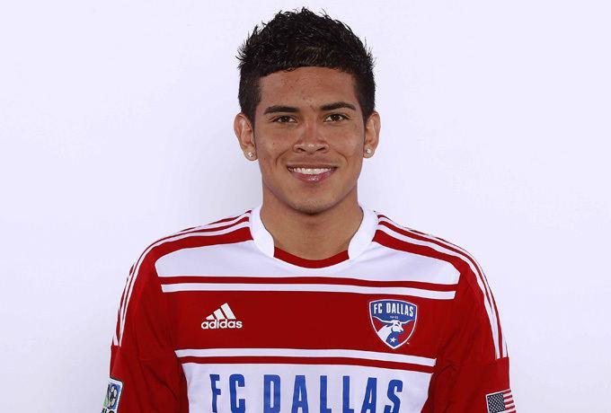 Victor Ulloa (footballer, born 1992) csmimgnet1247victorulloafcdallasjpg