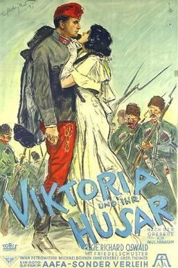 Victoria and Her Hussar (1931 film) Victoria and Her Hussar 1931 film Wikipedia