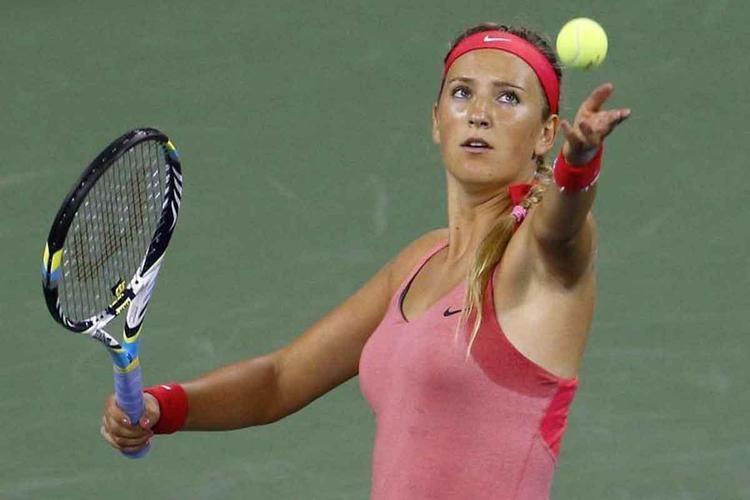 Victoria Azarenka Victoria Azarenka beats Daniela Hantuchova in quarterfinal