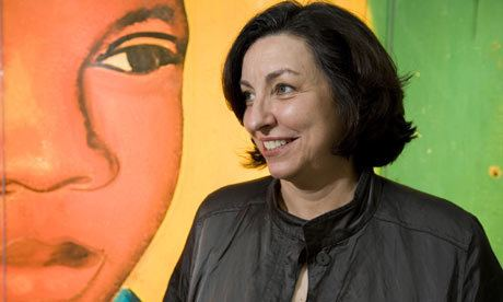 Victoria Barnsley Interview with HarperCollins chief executive Victoria