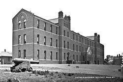 Victoria Barracks, Belfast httpsuploadwikimediaorgwikipediacommonsthu