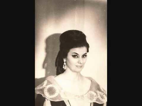 Victoria Bezetti G Donizetti Lucia di Lammermoor duet act I VICTORIA BEZETTI