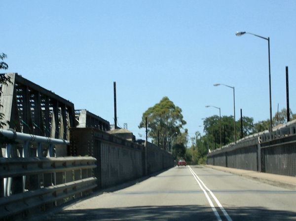 Victoria Bridge (Penrith) Road Photos amp Information New South Wales Russell Street