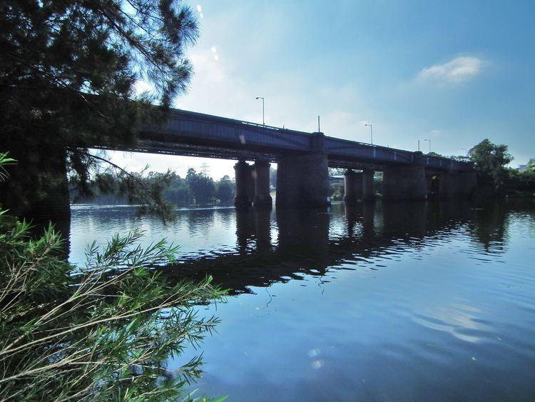 Victoria Bridge (Penrith) Victoria Bridge Nepean River Penrith NSW Victoria Brid Flickr