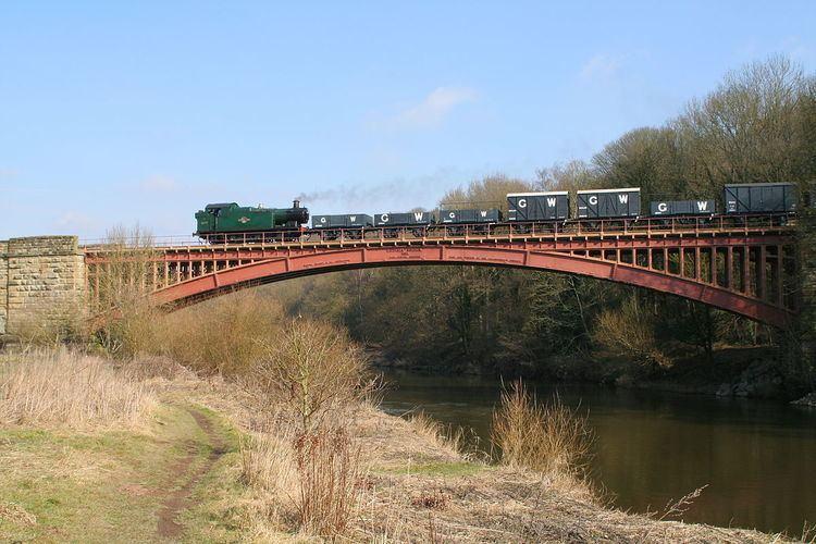 Victoria Bridge, Worcestershire Victoria Bridge Worcestershire Wikipedia