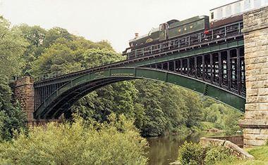 Victoria Bridge, Worcestershire Engineering Timelines Victoria Bridge Upper Arley