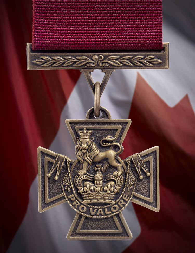 Victoria Cross Victoria Cross Recipients Vimy Foundation
