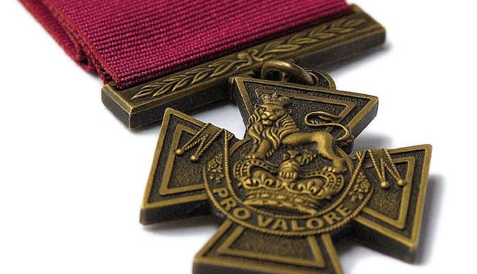 Victoria Cross Presentation on Holders of the Victoria Cross The Soldiers39 Charity