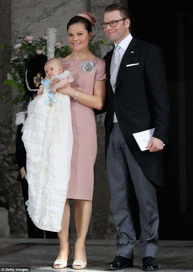 Victoria, Crown Princess of Sweden Sweden celebrates biggest royal event since wedding of
