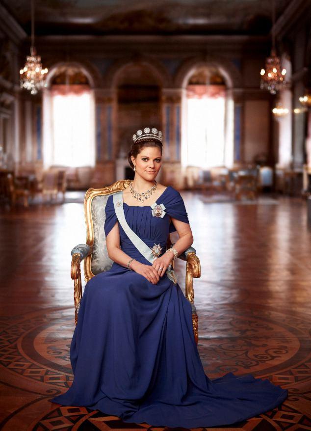 Victoria, Crown Princess of Sweden News Regarding HRH Crown Princess Victoria of Sweden