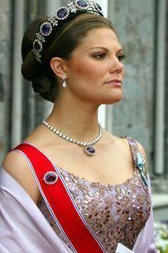 Victoria, Crown Princess of Sweden httpssmediacacheak0pinimgcom236x9457ba