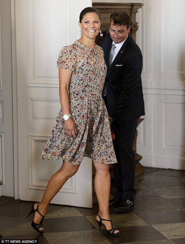 Victoria, Crown Princess of Sweden Princess Victoria of Sweden sparks pregnancy rumours