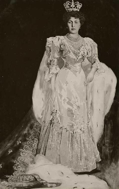 Victoria Eugenie of Battenberg The Mad Monarchist Consort Profile Victoria Eugenie of
