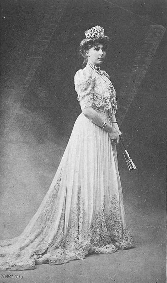 Victoria Eugenie of Battenberg FileFranzen Victoria Eugenie of Battenberg BNE 406267