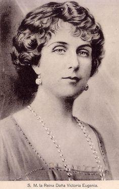 Victoria Eugenie of Battenberg httpssmediacacheak0pinimgcom236x7fb3df